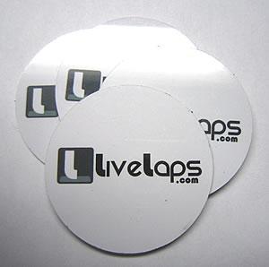 Sticker NFC tags